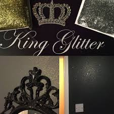 glitter room paint