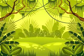 jungle stock vectors royalty free jungle illustrations