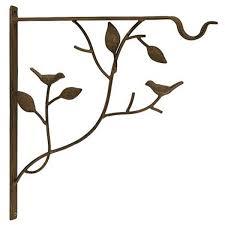gardman nature hanging basket bracket notcutts notcutts