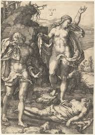 van leyden adam and eve bemoaning the death of abel