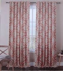 spencer home decor carte window curtains panels 54 by 84 inch set