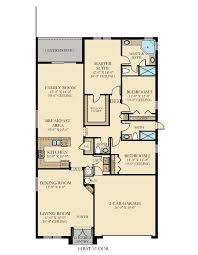 burgandy new home plan in silverwood estates by lennar