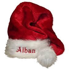 lange weihnachtsmütze mit bestickung ein persönliches geschenk als