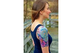 20 unreal half sleeve tattoos all women will fall in
