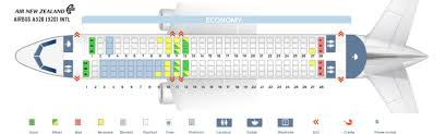 Porter Airlines Route Map by Seat Map Airbus A320 200 Air New Zealand Best Seats In The Plane