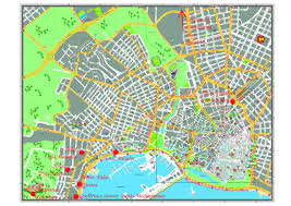 Mallorca Spain Map by Local Information Cost 804 Training