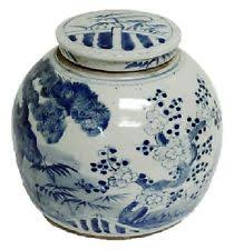 What Is Ginger Jars Blue And White Ginger Jar Ebay