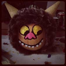 where the wild things are pumpkin crafts pinterest wild