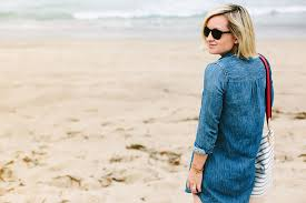 the effortless chic camille styles the effortless chic to the beach mary costa