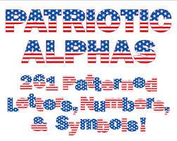 patriotic alphabet etsy studio