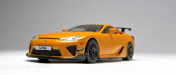 yellow lexus lfa cool is cool is cool the kyosho lexus lfa u0026 nurburgring edition