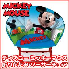 sofa chair for toddler bbr baby rakuten global market disney disney mickey mouse