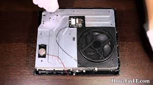 xbox one fan not working xbox one disassembly and fan cleaning youtube