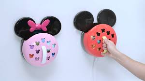 Minnie Mouse Toy Organizer Mickey And Minnie Scoop U0026 Storage By The First Years Youtube