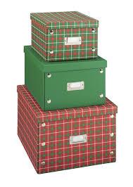kmart ornament storage boxes