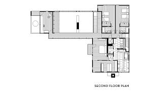 brandywine house robert m gurney architect archdaily second floor plan