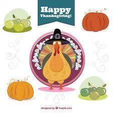 thanksgiving illustrations vector free