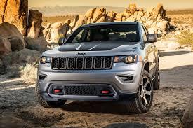 baja jeep grand cherokee 2017 jeep grand cherokee trailhawk and summit models