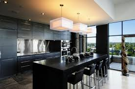 amazing kitchen ideas custom amazing kitchen designs with black kitchen design ideas
