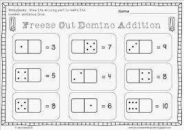 mrs lowes u0027 kindergarten korner no prep winter math and literacy