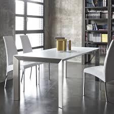 Table De Cuisine En Verre Avec Rallonge by Table à Rallonges Avec Plateau Anti Rayures Genio Arredaclick