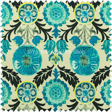 freedom printed velvet fabric collection colourful blue green