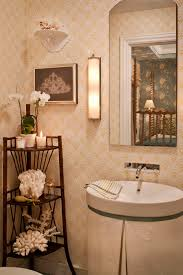 bathroom with wallpaper ideas bathroom bathroom wallpaper ideas wardloghome with decorating bath