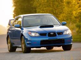 2006 Subaru Impreza Wrx Sti Pictures History Value Research