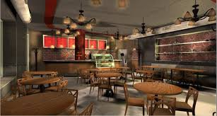 Cafe Interior Design Cafe Interior Design By Bbrns On Deviantart