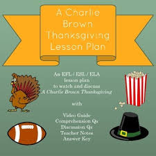 a brown thanksgiving lesson plan by walton burns tpt