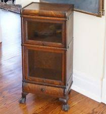 Metal Barrister Bookcase Barrister Bookcase 1900 1950 Ebay