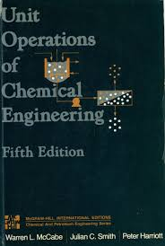 unit operations of chemical engineering 5th edition