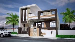 Home Design Plan And Elevation by House Plans Front Elevation India Youtube