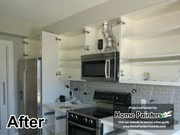 Kitchen Cabinets Markham Kitchen Cabinets Markham Kitchen Cabinet Painting Refacing Before