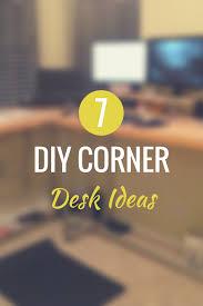 Diy Corner Computer Desk by 7 Diy Corner Desk Ideas Keeklamp Diy Pipedesk Pipe Desks
