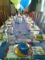 diy caillou birthday party caillou birthdays
