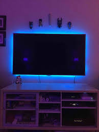 philips hue light strip behind tv bloom lights demo youtube huey led light strips behind tv philips