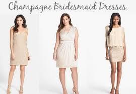 chagne bridesmaid dresses chagne bridesmaid dresses rustic wedding chic