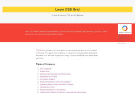 grid layout guide learn css grid guide to learning css grid layout front end stash