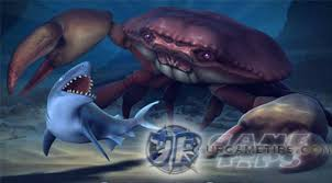 hungry shark map hungry shark evolution crab location and how to kill them