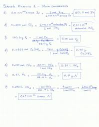 chemistry conversion worksheets with answers worksheets