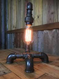 Steampunk Desk Lamp Bamburgh Steampunk Table Lamp