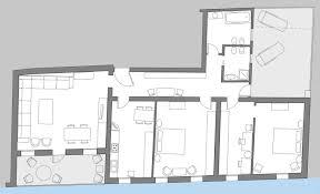 exclusive rental of san felice terrace in sestiere cannaregio