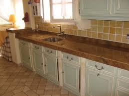 carrelage cuisine provencale photos relooker sa cuisine en remplaçant le plan de travail marbrerie