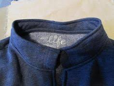 how to put a zipper in a sweatshirt sweatshirt sewing ideas and