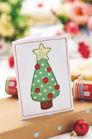 appliqué christmas card templates free card making downloads