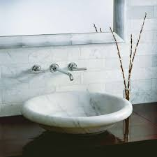 Bathroom Wall Mounted Sinks Purist Wall Mounted Sink Faucet By Kohler Yliving