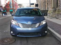 toyota minivan 2016 toyota sienna review check out america u0027s only awd minivan