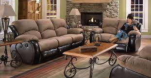 southern motion reclining sofa southern motion jolson 3 pc dual reclining sofa furniture depot