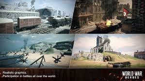 apk gamed world war heroes ww2 fps shooting apk free